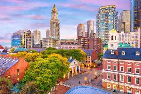 Bargain Late Holidays - Four Star Escape with a three, four, five or seven nights getaway to Boston Now with the ability to choose your flight - Save 0%