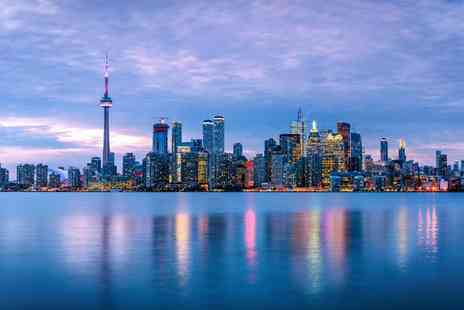 Worldwide Tours and Travel - Three nights Toronto holiday and return flights - Save 41%
