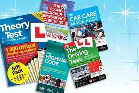 eoutlet - 5pc driving test revision bumper pack - Save 80%