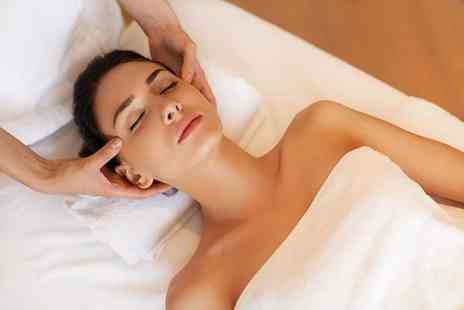 Huda Salon - Luxury pamper package with three treatments and refreshments - Save 47%