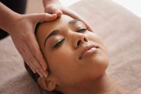 Romford & Ilford Chiropractic Care - Facial Drainage Massage with Hopi Ear Candles - Save 60%
