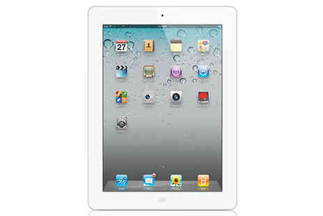 Refurb-Phone - iPad 2 With Wi-Fi And Optional 4G Choose from 16Gb, 32Gb or 64Gb - Save 70%