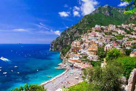 Tour Across Ischia and the Amalfi Coast - Unforgettable Journey Through Spectacular Scenery - Save 0%