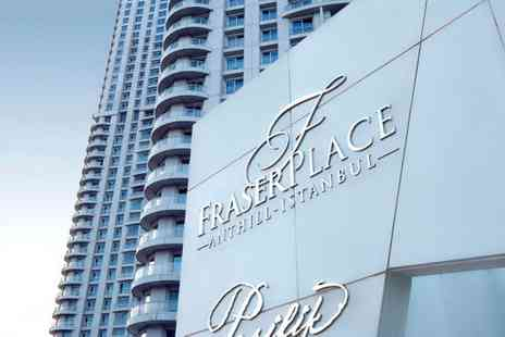 Fraser Place Anthill Istanbul - Five Star Upscale Apartment Hotel Overlooking Bosphorus Strait for two - Save 60%