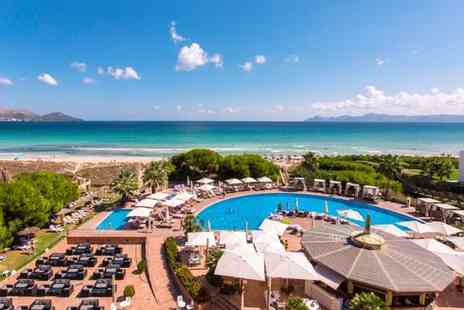 Be Live Collection Palace de Muro - Five Star Seafront Luxury in Stunning Resort with Spa for two - Save 59%