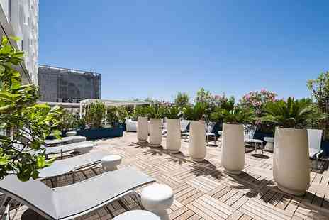 Golden Tulip Marseille Euromed - Four Star Modern Design Hotel with Sea Views for two - Save 80%