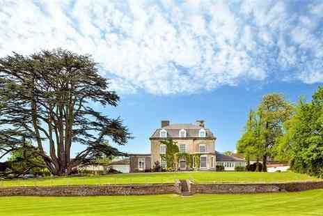 Mercure Bristol North The Grange Hotel - Four Star 19th Century Stone Manor in Landscaped Gardens for two - Save 40%