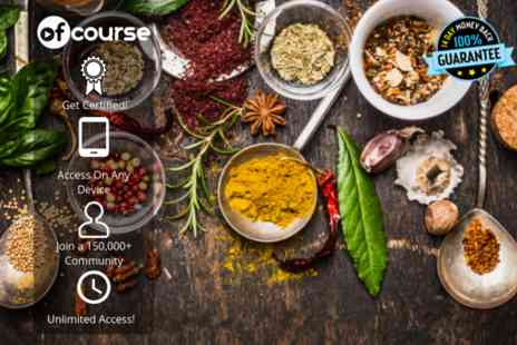OfCourse - Online ayurveda cooking course - Save 80%