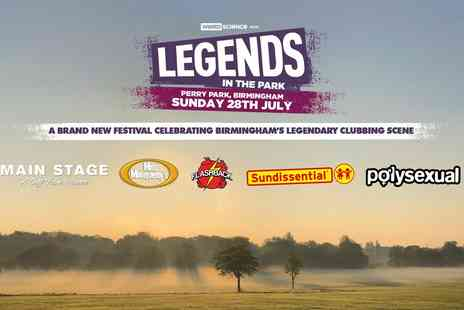 We Made It - Ticket to Legends see acts including DJ Hype and Micky Slim - Save 41%