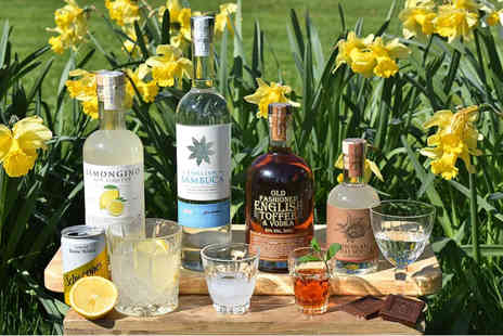 English Spirit Distillery - Distillery tour for one person including spirit and liqueur tasting - Save 35%