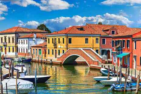 Hyatt Centric Murano Venice - Four Star Elegant Design Hotel Overlooking Muranos Grand Canal for two - Save 72%