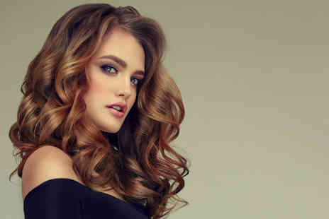 Vizaire Hair & Beauty - Full head of colour and blowdry - Save 55%