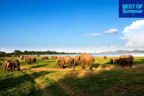 Private Tour of Sri Lanka  - Culture and Nature with Island Beach Stay - Save 0%