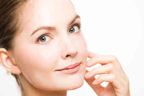 The Acculaser Medispa - Ultherapy HIFU face lift treatment on the eyes or mouth area - Save 77%