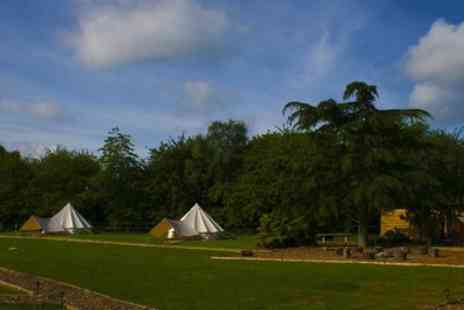 Oaklodge Retreat - Tent Stay for Up to Four with Breakfast and Spa Access - Save 67%