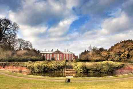 Bosworth Hall - 1 To 2 Nights Stay for Two with Breakfast, Wine, Leisure Access and Option for Dinner - Save 0%