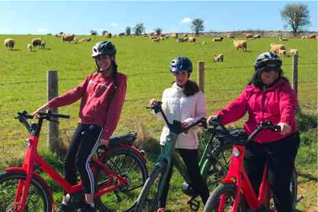 Virgin Experience Days - Electric Bike Self Guided Tour for Two in the Heart of the North Cotswolds - Save 0%