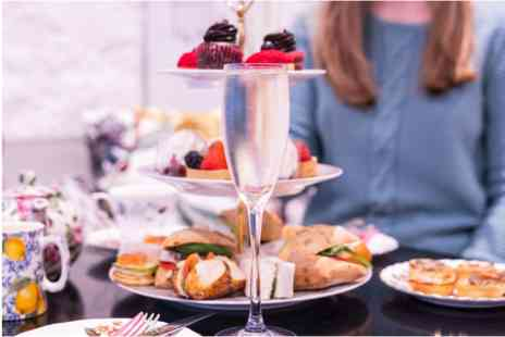 Brigits Bakery - Free Flowing Prosecco Afternoon Tea for Two - Save 0%