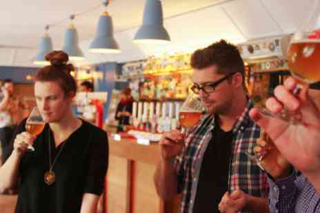 Virgin Experience Days - City of London and Shoreditch Craft Beer Tour with Tastings - Save 0%