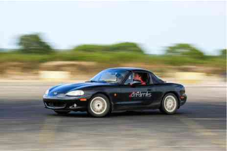 Virgin Experience Days - Mazda MX-5 Drifting Experience - Save 0%
