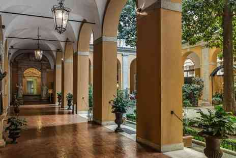 Palazzo Cardinal Cesi - Four Star Palatial Property in the Vatican District for two - Save 77%