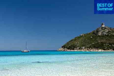 Pullman Timi Ama Sardegna Hotel - Five Star Beachside Bliss in a Protected Marine Area - Save 63%