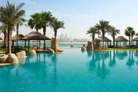 Sofitel Dubai The Palm Resort & Spa - Five Star Opulent Design Stay in a Glittering City - Save 0%