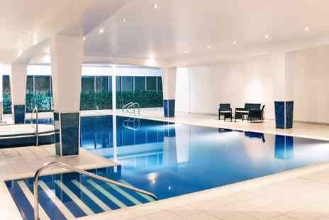 Mercure Cardiff Holland House - Cardiff spa day with massage, facial and lunch - Save 38%