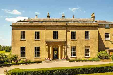 Bishopstrow House - Spa day including massage, facial and afternoon tea - Save 51%
