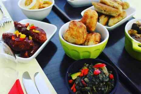 Caribe Restaurant And Bar - 6 Tapas for Two, 9 Tapas for Three or 12 Tapas for Four to Share - Save 50%