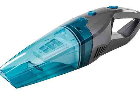Groupon Goods Global GmbH - Pifco 7.4V or 14.8V Cordless Handheld Vacuum Cleaner with Accessories - Save 0%