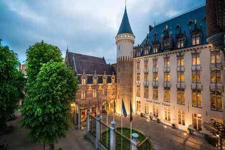 Hotel Dukes Palace - Five Star Medieval City Break in Former Ducal Residence for two - Save 45%