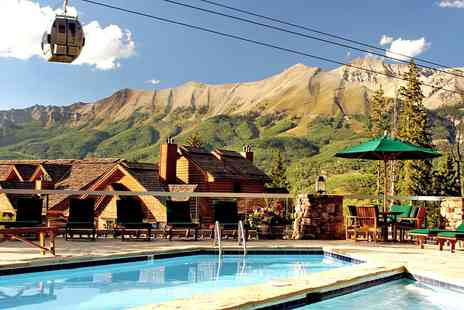 Mountain Lodge Telluride - Four Star Suite with Drinks - Save 0%