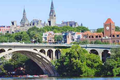Fairmont Washington D.C. Georgetown - Fairmont Stay with Breakfast and Valet - Save 0%