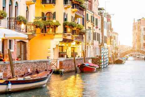 Weekender Breaks - Four Star Two nights Venice stay with breakfast and return flights - Save 34%