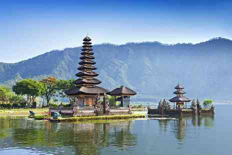 Weekender Breaks - Fourteen nights Bali getaway with return flights - Save 35%