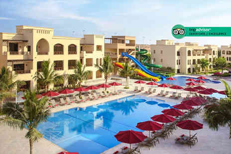 Super Escapes Travel - Five Star Five nights ultra all inclusive Ras Al Khaimah getaway with flights - Save 37%