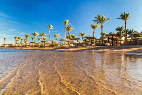Super Escapes Travel - Seven nights all inclusive Hurghada holiday with return flights - Save 28%