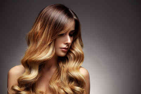 Laura Morris Hairdressing - Wash, cut and blowdry, include branded conditioning treatment with a full head of colour and toner or half head of highlights and toner - Save 48%