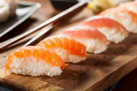 Iso Sushi - £30 to £50 Toward Japanese Food - Save 47%