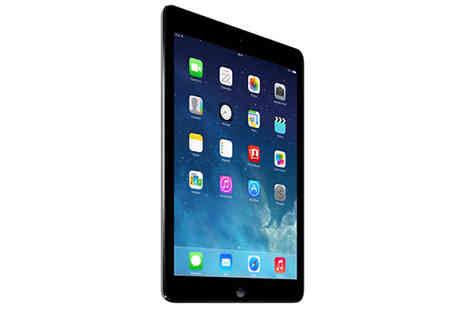 E Circuits - Apple iPad Air 16GB Choose from 2 Colours - Save 55%
