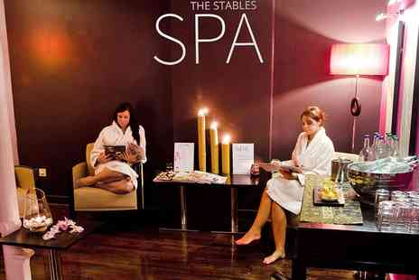 Akkeron Hotel Group - Spa treat with massage and facial in Windsor - Save 42%