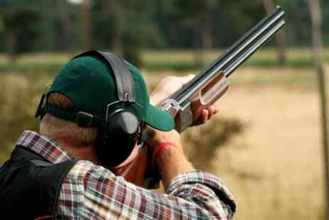 Lea Marston Shooting Club - Archery or Clay Pigeon Shooting or Both for Up to Eight - Save 72%