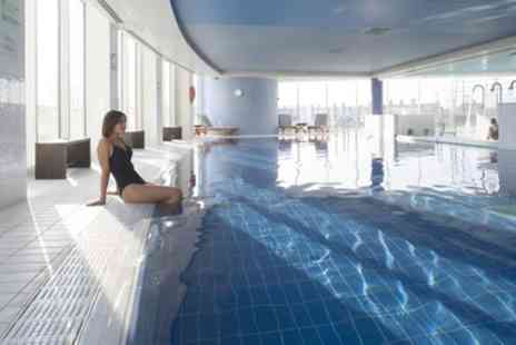 St Davids Cardiff Hotel and Spa - Spa Day with Back Massage and Express Facial with Scalp Massage - Save 39%