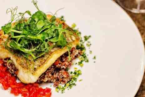 The Clarence Social - Two Course Lunch for Two or Four - Save 40%