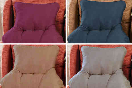 Chums - Back support cushion choose from five colours - Save 63%