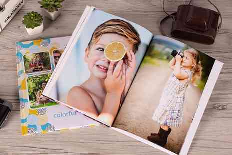 Colorland - Personalised A4 photobook - Save 81%