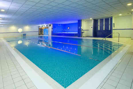 Bannatyne Spa - Deluxe spa package for two with three treatments each, facility access and a retail voucher each - Save 59%