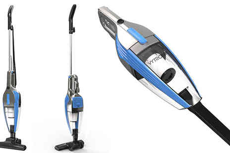Direct Vacuums - 600W Corded 2 in 1 Bagless Upright & Handheld Stick Vacuum Cleaner - Save 80%