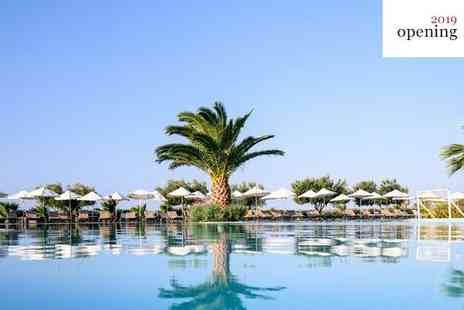 Lindos Breeze Beach Hotel - Five Star Stylish Resort with Stunning Spa Services for two - Save 0%